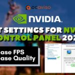 best nvidia control panel settings for 2020