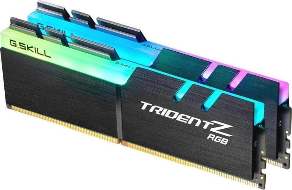 G.SKILL TridentZ RGB Series 16GB (2 x 8GB) DDR4 3200MHz
